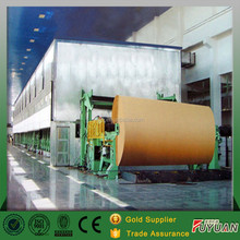 raw materials used kraft liner paper manufacturing machinery