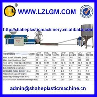 plastic film recycling granulator/granulator/pelletizer