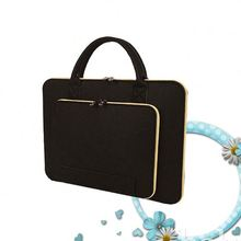 top quality cotton febric flip cover PC 8inch best laptop briefcase for ipad mini2