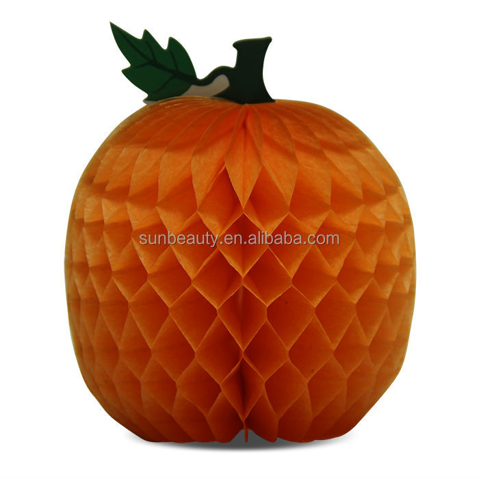 tissue paper pumpkin artificial pumpkins for sale