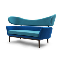 Newest design Finn Juhl Modern colorful sofa set designed by famous designer fashion sofa