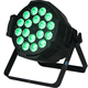 china dj equipment 18pcs 18w 6in1 rgbwa+uv led stage lighting par
