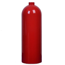 BS5045 PED Fire Extinguishers Aluminum CO2 Gas Cylinders