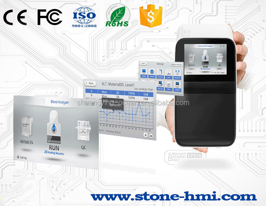 STONE supply high quality 10.4 inch tft lcd module with control panel