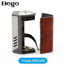 In Large Stock DNA chip Lost Vape Triade DNA200 with large stock from Elego with fast shipping