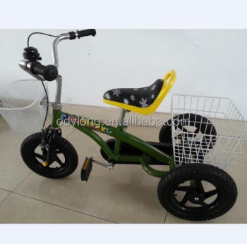 children tricycle bike rubber wheels for children TR12-12