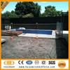 outdoor temporary portable pool fence