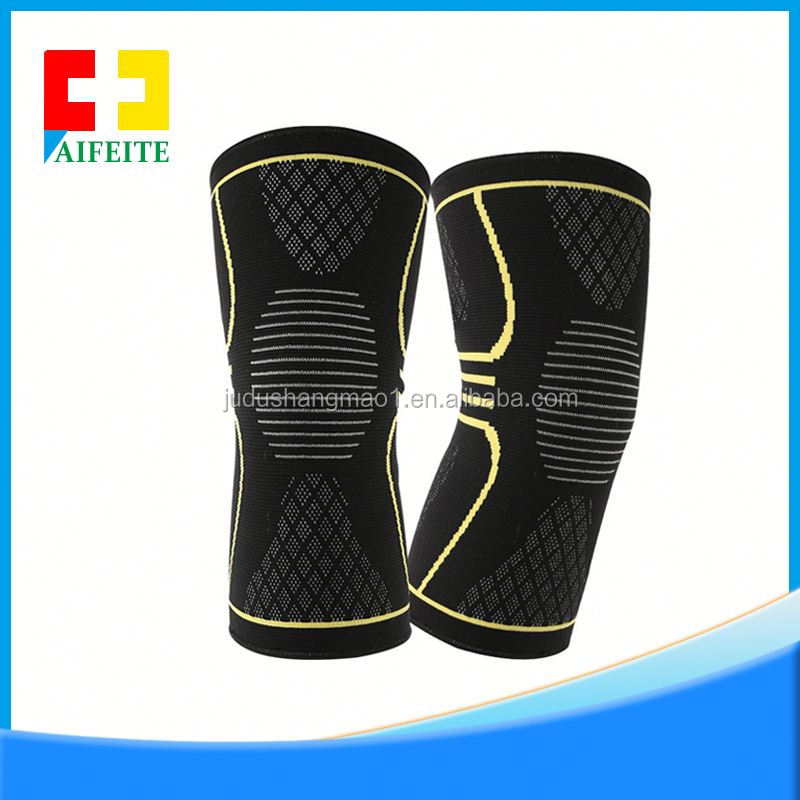 Medical / Sport Professional men knee Support /Strap /Brace/ Pad /protector knee pad Badminton Basketball