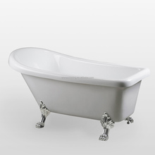 1700x750x750 Oval Bathtub Acrylic Freestanding with over Zinc Clawfoot Bathtub Acrylic Bathtub