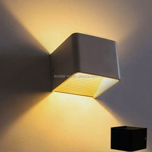 Hotel engineering lights guest room commercial led indoor wall light