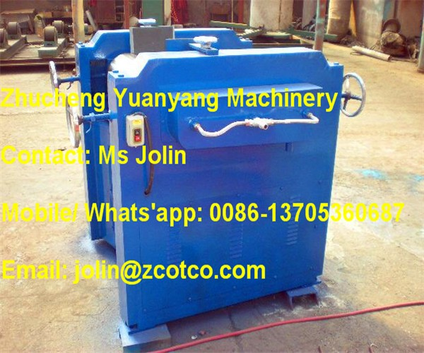 100-150kg/hour Paint prodution Three Roller grinding machine/ Triple roller grinding mill