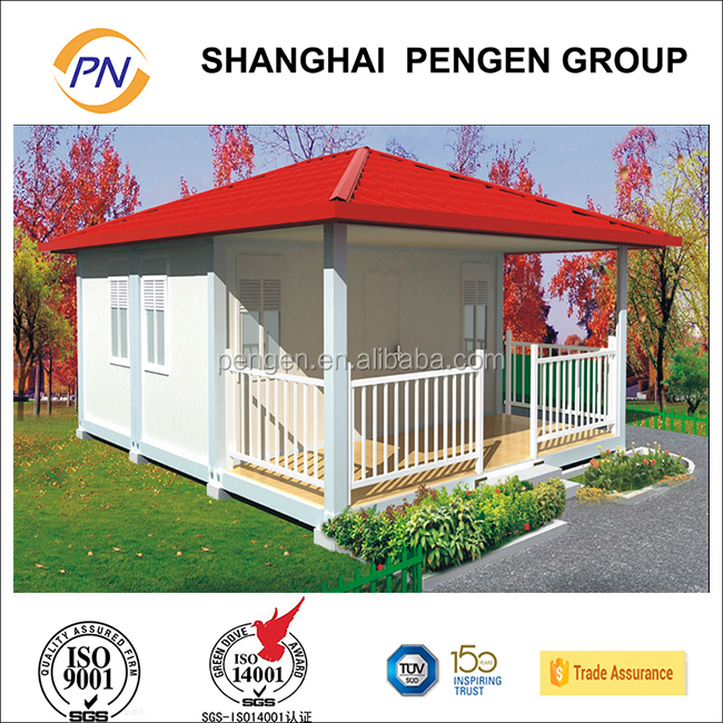 Prefab modular flat pack container house with cheap price