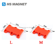New design magnetic lacing solution