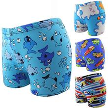 latest fashion Colorful children swimwear