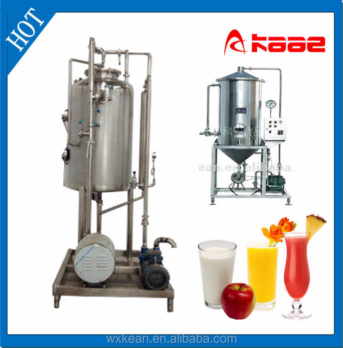 Liquid vacuum Degasser manufactured in Wuxi Kaae