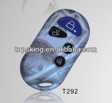 keyless entry system remote control,car key, made in zhongshan