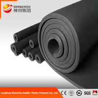 3mm thick langfang SHENZHOU nitrile rubber foam mat for refrigerator