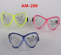 3 Color High Quality Wholesale Cheap Swim Goggle