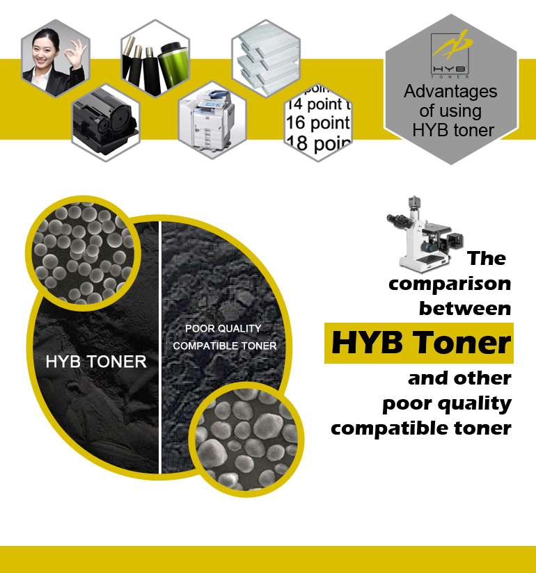 Factory supply TK-130 toner cartridge compatible for Kyocera Mita FS-1300D/FS-1300DN/FS-1128MFP