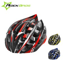 2015 Hot! ROCKBROS WT888 New MTB Mountain Bike Riding Bike Safety Bicycle Cycling EPS Helmet with Visor