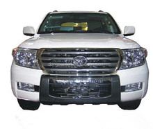 2013 Toyota Land cruiser 200 series plastic bull bar ,front bumper guard ,grille guard