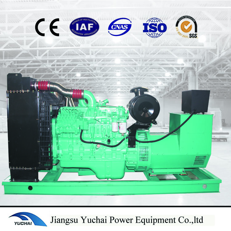 Jiangsu Yuchai soundproof water cooled fuel filter best price diesel power generator set 875 kva