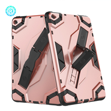 New product shockproof kickstand hand-hold tpu case for Ipad mini 4 tablet case