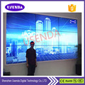 Usenda factory direct sale 55 inch 1.8mm super narrow bezel 4K UHD lcd video wall for government/Police/shopping mall ect