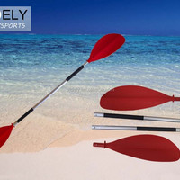 Aluminum Shaft Fiber Glass Blade Kayak