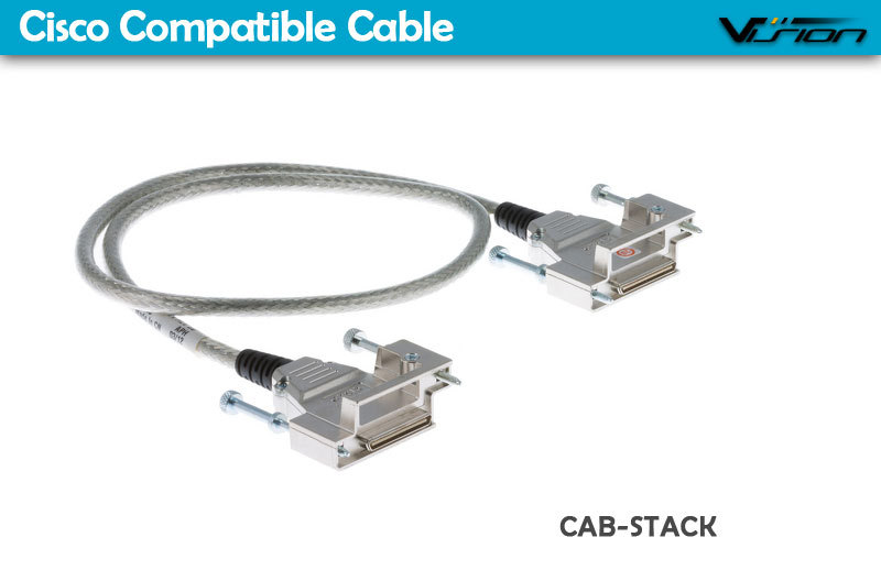 1m New CAB-STACK Cisc0 Stackwise Stacking Cable