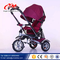 cheap easy ride three wheel bicycles and tricycles for kids/China factory new child riding tricycle/best first kids tricycle