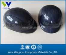 customized carbon fiber head protection motorcycle helmet