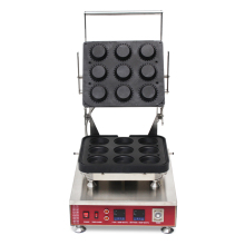 Professional 220v tart press machine waffle making machine egg tart shell tart making machine