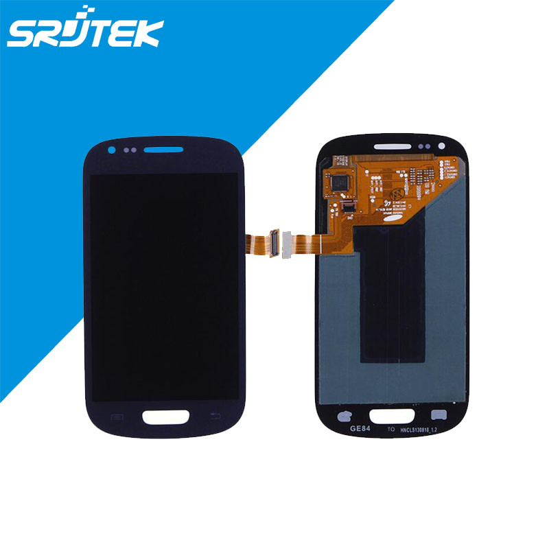 For Samsung Galaxy S3 Mini i8190 LCD Display with Touch Screen Digitizer Panel Glass Accept Paypal