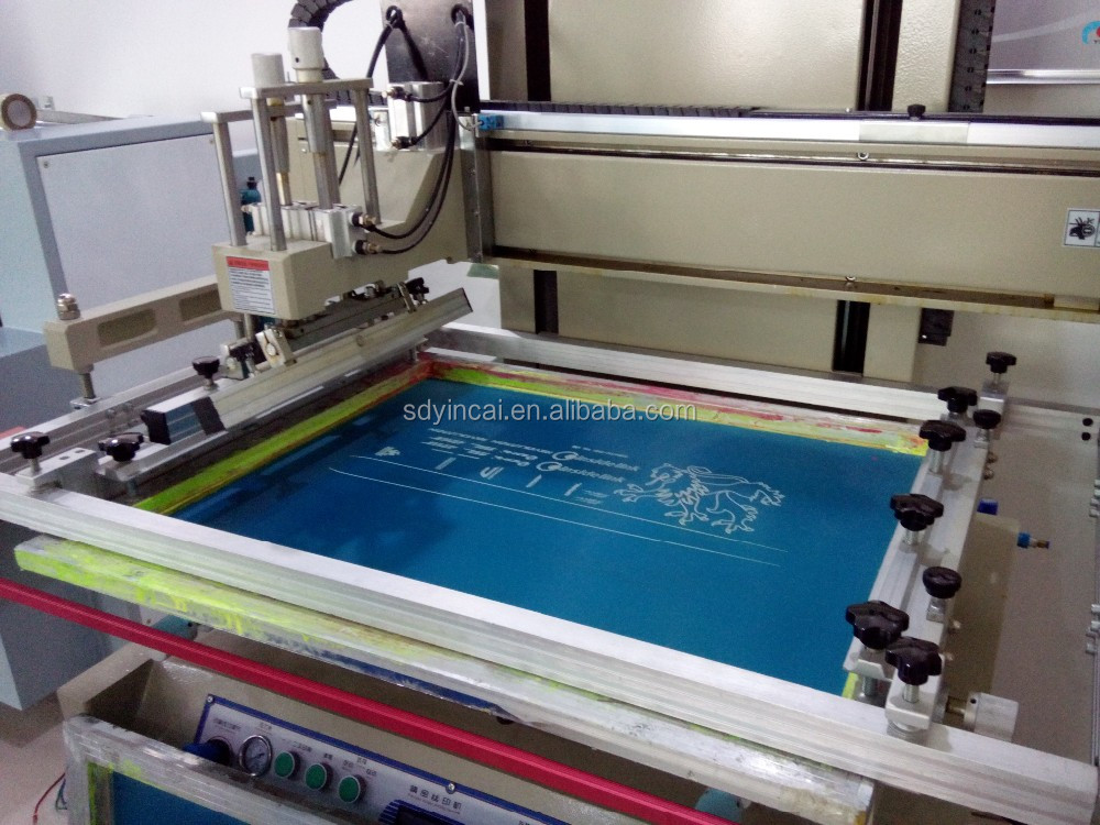 High Quality silk screen printing made in china