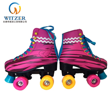 Hot Sale Double Row Quad Roller Skates 4 Wheels EN71-3 Certificate