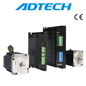 High Precision 2 Phase Hybrid Stepper Motor 56 Series With