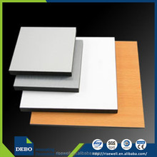 Wholesale china products hpl-compact 3mm color core compact laminate