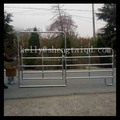 cheap metal used wrought iron fence panels