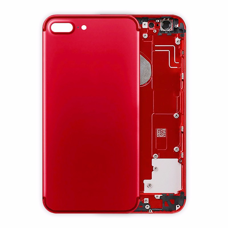 Wholesale custom cheap price for iphone 7 red housing custom