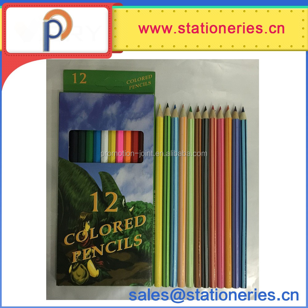 high quality multi color pencil