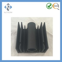 aluminum led extrusion heat sink for led street light