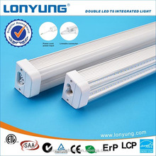 UL CE listed 1 foot 4W milky cover t5 /t8 led tube grow light