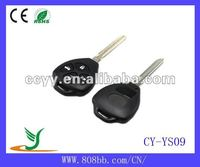 New RF Remote With Keyblade For Car Alarm System CY-YS09
