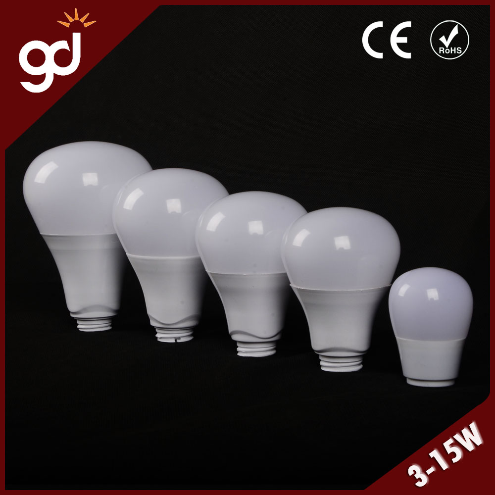 top selling budget-priced stamping aluminum G45 led light parts