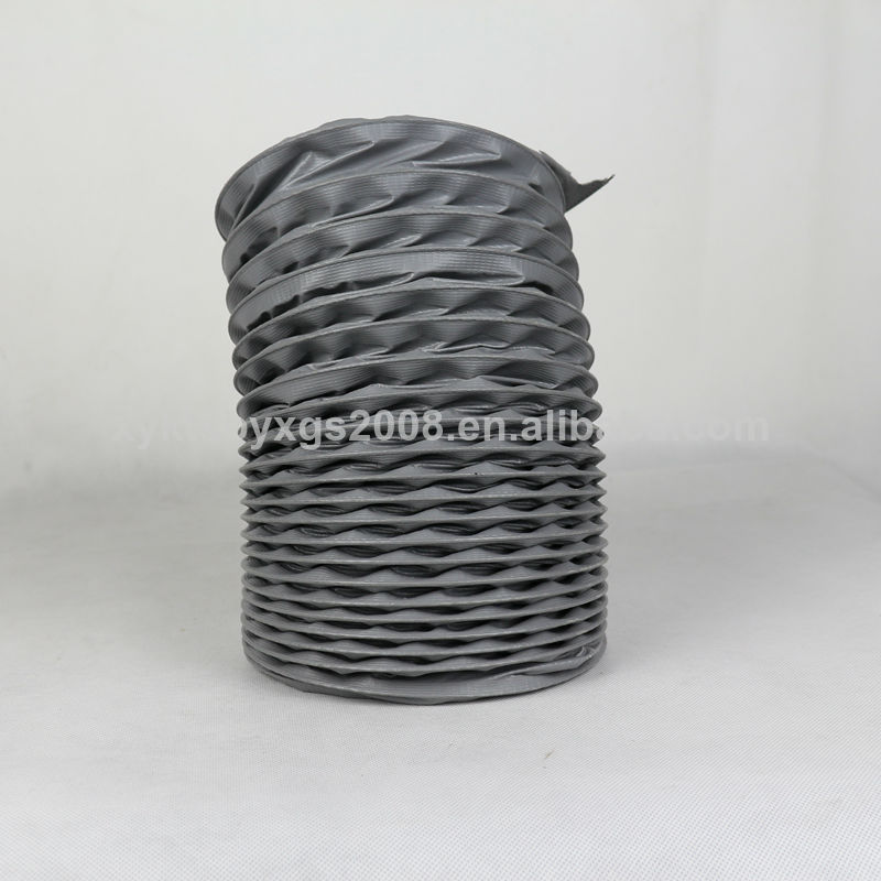 20 inch fabric hvac duct nylon air duct drying applications