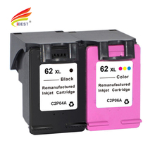 Original quality compatible HP 62 62XL printer ink cartridge