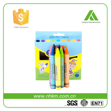 9 colors non toxic wax crayon ,Oil pastel for baby & children