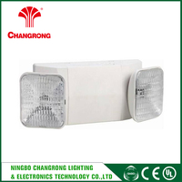 Wall/ceiling mounting 2*2w Emergency Light Charging Light