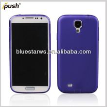 Dust plug tpu cases for samsung galaxy s4
